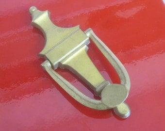 1950's Brass Doorknocker