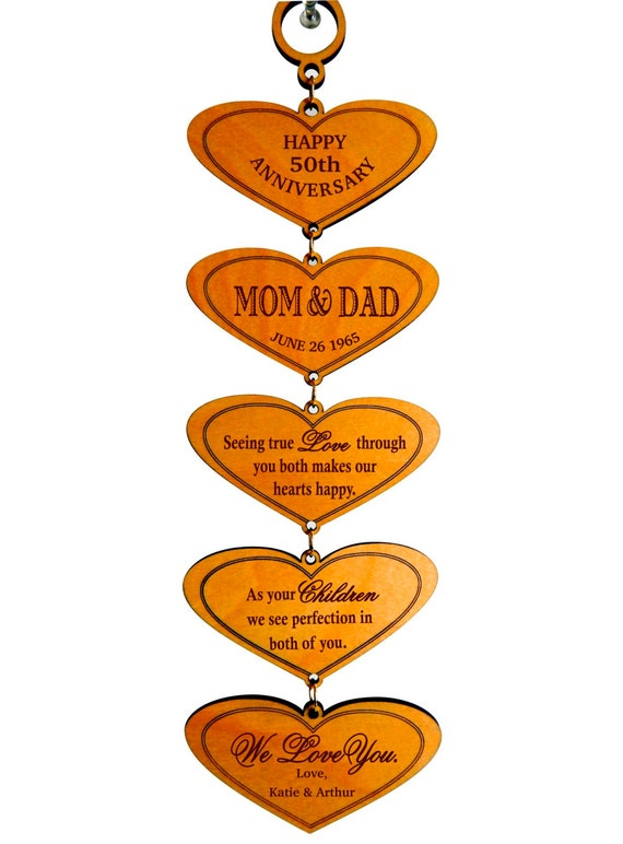 50th wedding anniversary gifts for couple