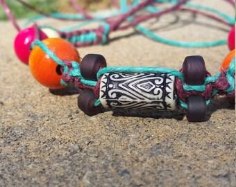 Tribal Sunset Bracelet