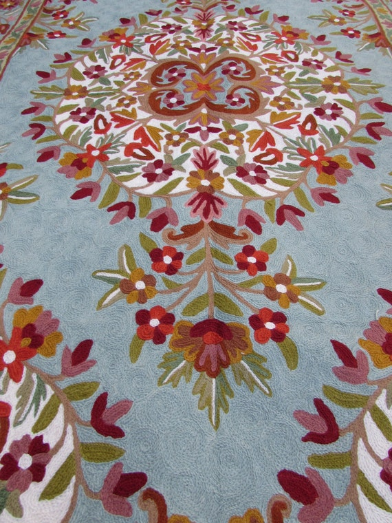 6x9 Area Rug Floral Area Rugsturquoise Area Rug 5x7 By