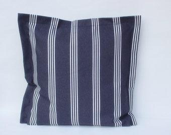 Dark blue Pillow Cover, Throw pillow 16*16 Inch, Decorative Pillow, Cushion cover, Custom pillow cover, Home decor pillow,