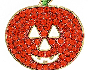 Halloween/Fall Pumpkin Pin