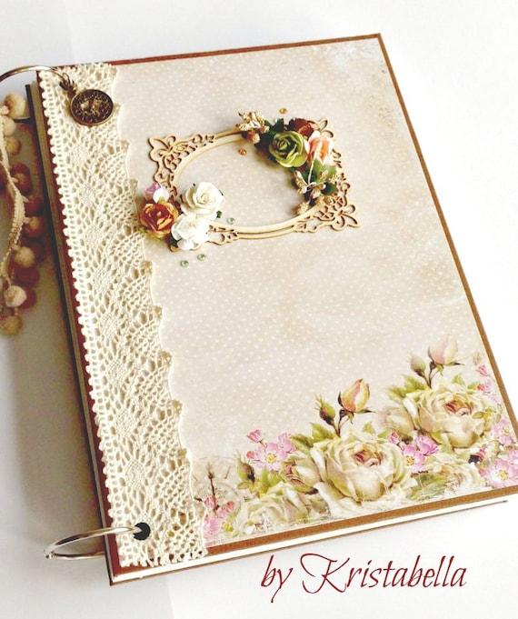 Wedding album scrapbook organizer