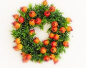 Autumn wreath Front door wreath Fall wreath Decor ideas Evergreen Summer wreaths