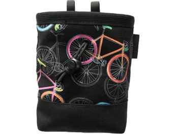 Pedal Power Bicycle Chalk Bag