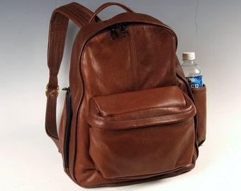 Backpack - Medium Brown