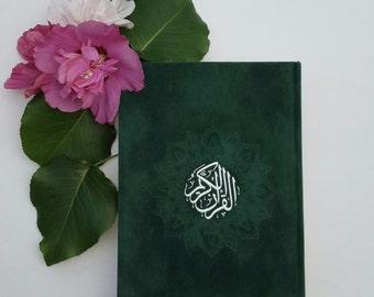 Rainbow Quran Green - Eid Gift