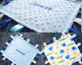 Sensory Taggie Blanket