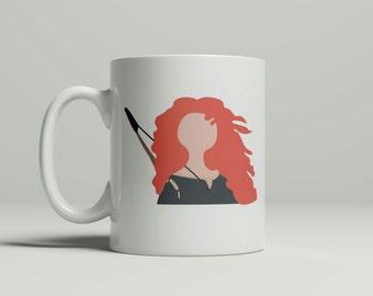 Merida Brave Mug