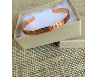 """Pray for Haiti 