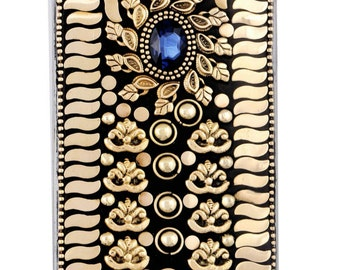 iPhone 5s,5 Indian Handmade Designer Mobile Cover