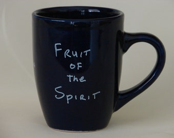 Fruit of the Spirit cup