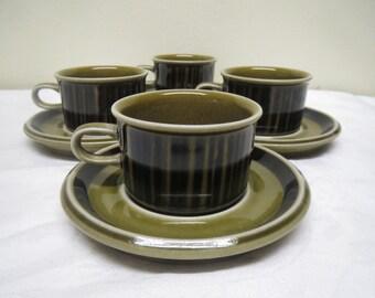 Arabia Finland, Kosmos -Mocha Coffee Cup