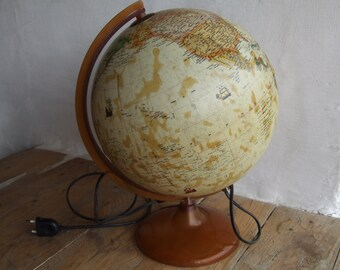 globe light in French