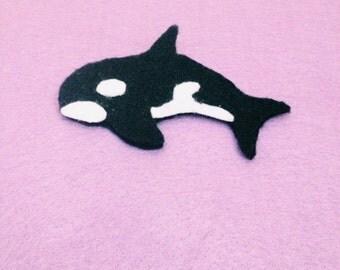 Orca Pin