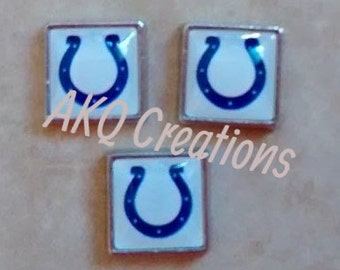 Indianapolis Colts NFL Floating Charm
