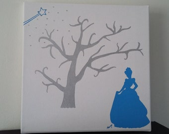 "tree prints ""Cinderella"""