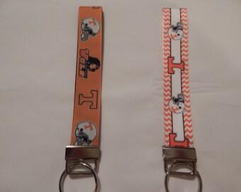 Tennessee Ribbon Keychain
