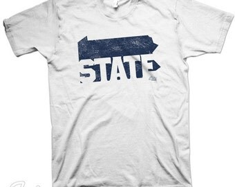 New Erie Apparel Penn State Nittany Lions PSU Happy Valley State shirt