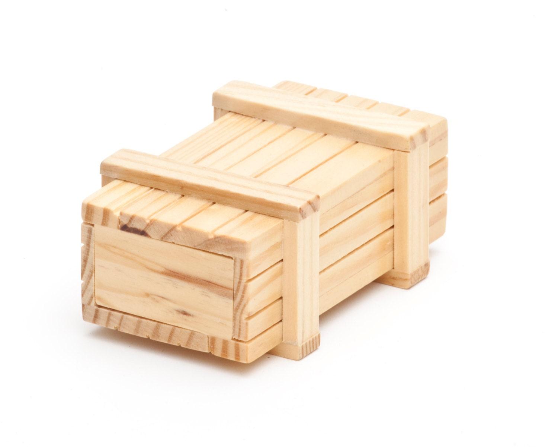 magische geschenkbox helles holz holzbox f r. Black Bedroom Furniture Sets. Home Design Ideas
