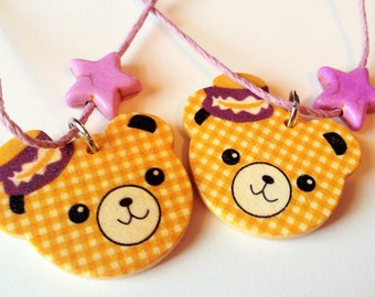 Beary Cute Necklace