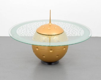 "Alessandro Mendini ""Soli"" Coffee Table, c. 1985"