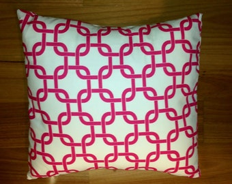 Handmade envelope cushion cover