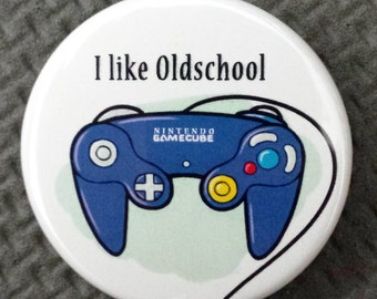 Game Cube Button