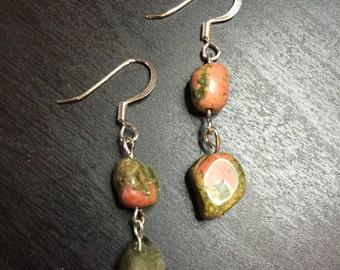 Sweet, Simple Stone Earrings