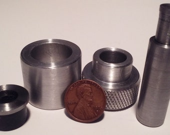 """Coin Ring Center Punch """"Just For US Penny"""". Comes With 3/8"""" Punch and Die.sale 15 off!!"""