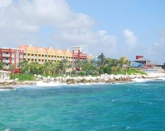 11x14 Digital Photo Enlargement of Aruba
