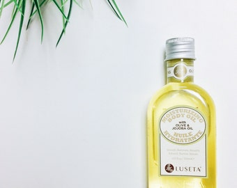 Moisturizing Olive & Jojoba Body Oil
