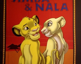 Disney Lion King Panel