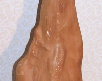 Cypress Knee Wood Natural Organic Wooden Decor Accent Retro Vintage Hippie Earthy Rustic Woodland Faerie Gnome FREE Shipping