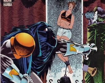 1994 Batman Comic Book..Vintage Comic Book..DC Comic Book..Comic Book..Detective Comics Batman..Knightquest the Crusade..Volume 1 #673