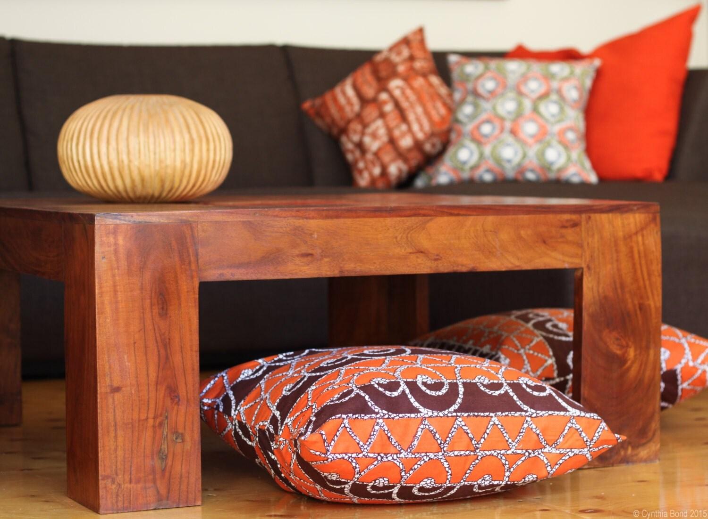 coussin housse accessoire de d co color ethnique. Black Bedroom Furniture Sets. Home Design Ideas