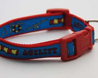 Agility Dog Leash Etsy