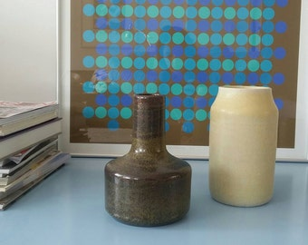 Vases from Zaalberg and Mobach made in Holland 60's