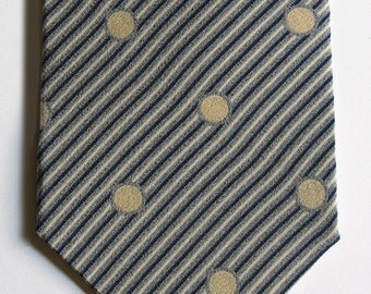 Vintage GIORGIO ARMANI Cravatte Silk Neck-Tie Made in Italy
