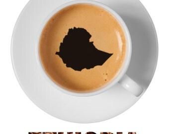 2lbs Fresh Roasted Gourmet Ethiopia Yirgacheffe Coffee