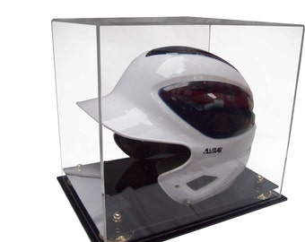 Baseball Helmet Display Case
