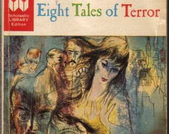 Eight Tales of Terror by Edgar Allan Poe, Scholastic Books