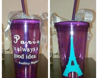 Paris Tumbler Cup