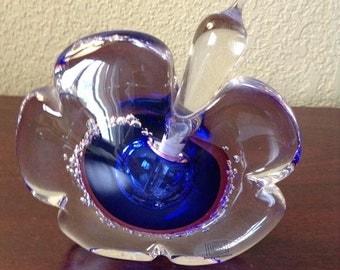 Buzz Blodgett Art Glass Perfume Bottle *Signed* SALE