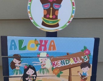 Laua Party Yard Sign