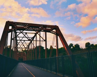 Red Bridge at the American River