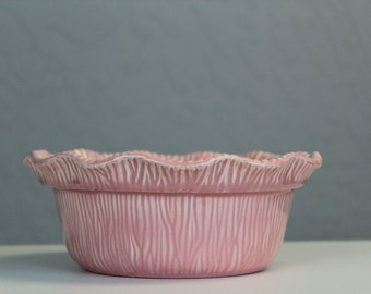 Vintage Pink Candy Dish