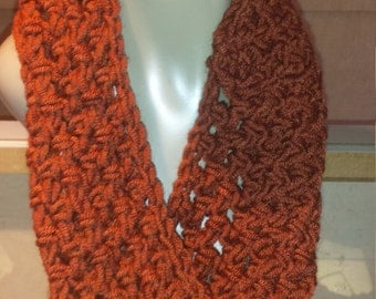 It's all about the cowl neck scarf!