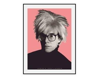 Andy Warhol Printable Poster