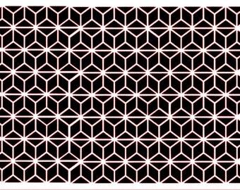 Sacred geometry geometric Reusable Plastic stencil